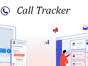 Call Tracker feature of the TalentOrb